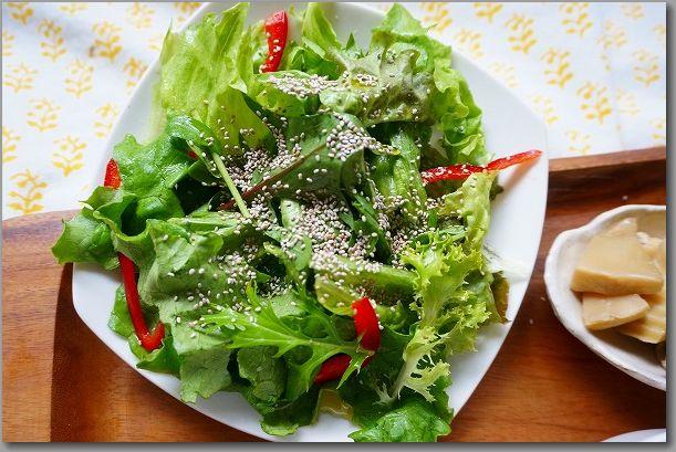 チアシードサラダ2