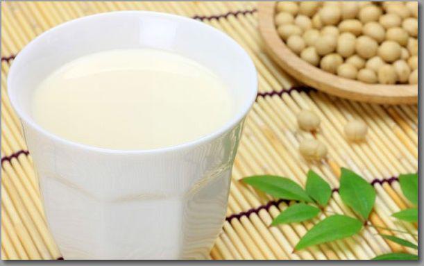 ホット豆乳2
