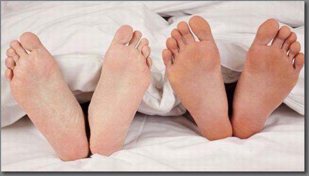 足の匂い2