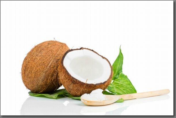ココナッツオイル熱