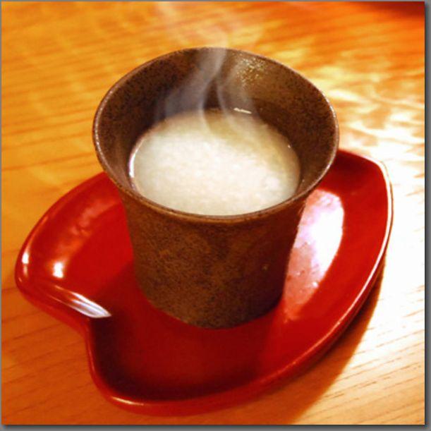 風邪に効果的甘酒