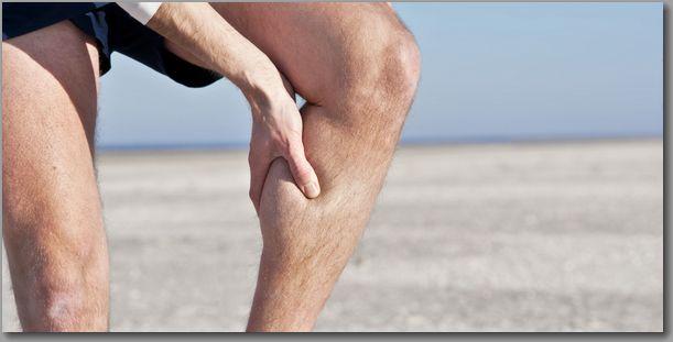 足がつる…筋肉疲労と水分・栄養不足の疑いアリ!